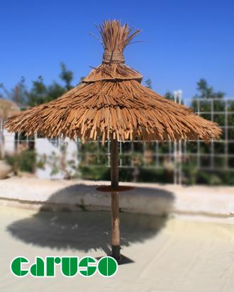 Ombrelloni In Paglia Africana.Ombrelloni Caruso Arredo